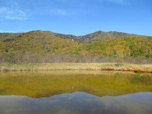 八幡平の赤沼の写真素材 [FYI00200889]