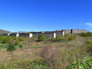 松尾鉱山跡の写真素材 [FYI00200913]