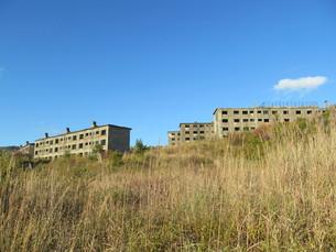 松尾鉱山跡の写真素材 [FYI00200915]