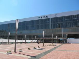 旭川駅の写真素材 [FYI00200952]