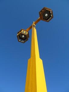 蔵前橋の街灯の写真素材 [FYI00201004]