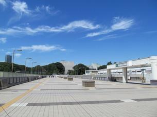 上野のパンダ橋の写真素材 [FYI00201172]