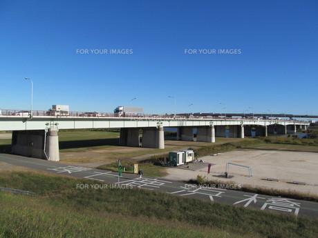 鹿浜橋の素材 [FYI00201208]