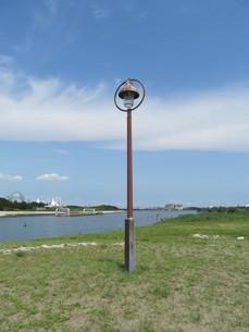 葛西海浜公園の西なぎさの写真素材 [FYI00201298]