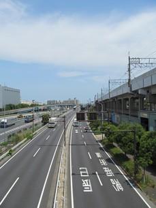 湾岸道路の写真素材 [FYI00201310]