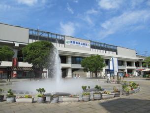 葛西臨海公園駅の写真素材 [FYI00201321]