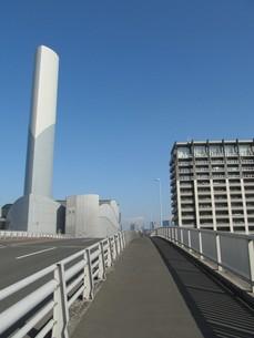 港南大橋の写真素材 [FYI00201325]
