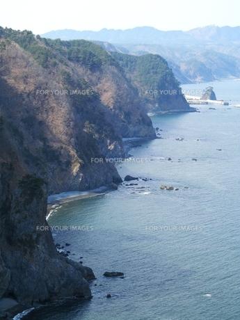 鵜ノ巣断崖の素材 [FYI00201495]