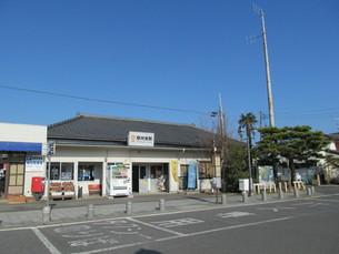 那珂湊駅の写真素材 [FYI00201555]