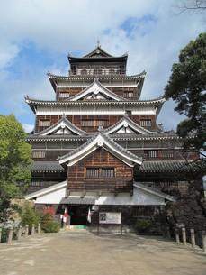 広島城の写真素材 [FYI00201595]