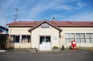 国縫駅の写真素材 [FYI00201951]