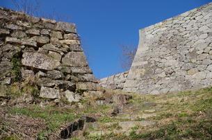 米子城の石垣の素材 [FYI00201967]