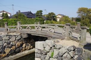 萩の平安古橋の素材 [FYI00201992]