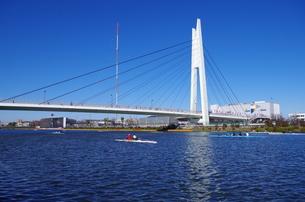 戸田公園大橋の素材 [FYI00201996]