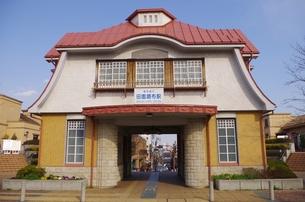 旧田園調布駅の写真素材 [FYI00202004]