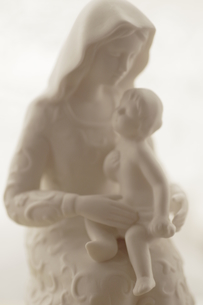 聖母子像 ソフトの写真素材 [FYI00202126]