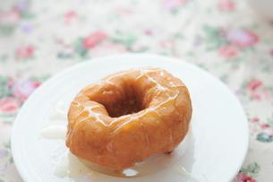 手作りドーナツの写真素材 [FYI00202176]