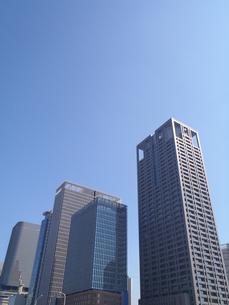 高層ビルの写真素材 [FYI00202182]