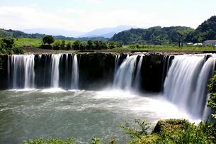 原尻の滝の写真素材 [FYI00202296]