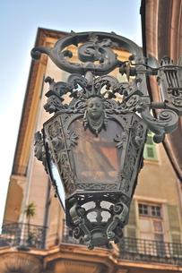 フランス ニース旧市街の写真素材 [FYI00202324]