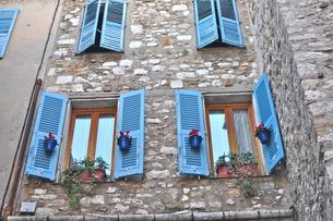 フランス ニースの旧市街の写真素材 [FYI00202341]