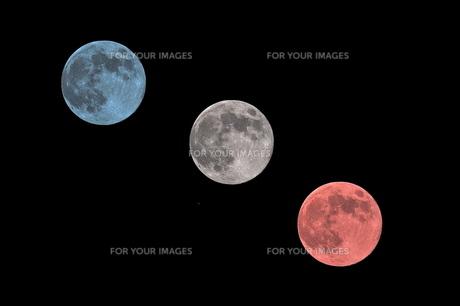 満月の写真素材 [FYI00202342]