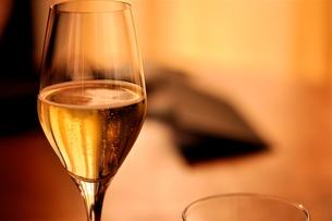 シャンパンの写真素材 [FYI00202357]