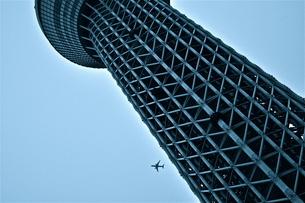 東京スカイツリーの写真素材 [FYI00202363]