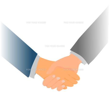 握手の写真素材 [FYI00202431]