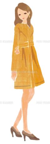 ファッション女性の素材 [FYI00202457]