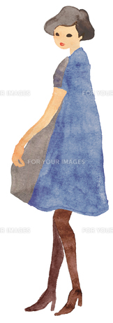 ファッション女性の素材 [FYI00202464]
