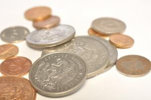 コインの写真素材 [FYI00202624]