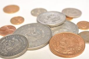 コインの写真素材 [FYI00202635]