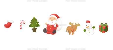 クリスマスの写真素材 [FYI00202750]