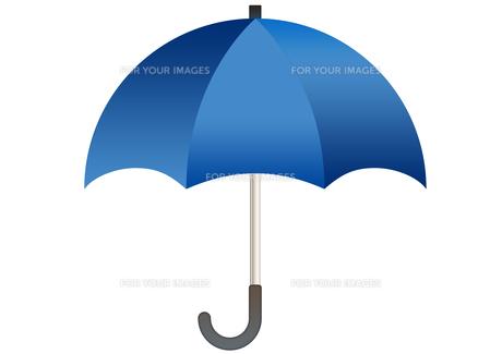 かわいい傘のイラストの写真素材 [FYI00202800]