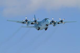 ロッキード C-130 ハーキュリーズの写真素材 [FYI00202823]