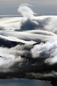 雲海02の写真素材 [FYI00202831]