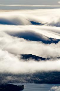 雲海04の写真素材 [FYI00202835]
