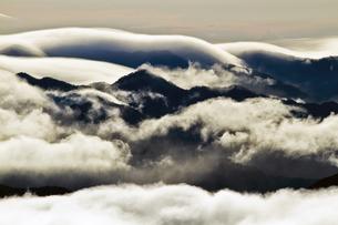 雲海03の写真素材 [FYI00202851]