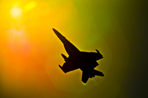 F/A-18 スーパーホーネットの写真素材 [FYI00202942]
