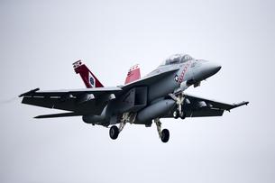 F/A-18 スーパーホーネットの写真素材 [FYI00202982]