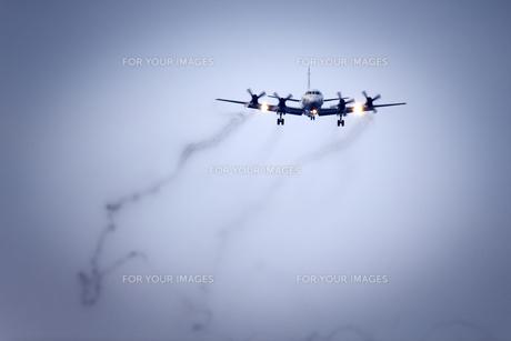 P3C 海上自衛隊の写真素材 [FYI00202989]