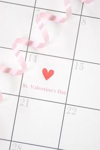 バレンタインの写真素材 [FYI00202999]