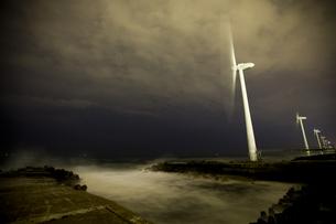 風力発電の写真素材 [FYI00203032]