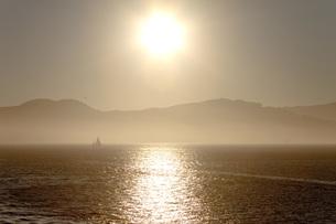 霧 サンフランシスコの写真素材 [FYI00203191]