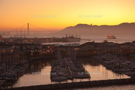 サンフランシスコの写真素材 [FYI00203202]