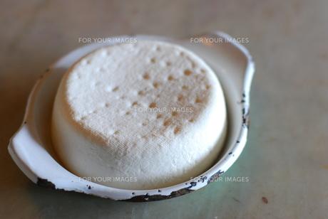 ヤギのチーズの写真素材 [FYI00203399]