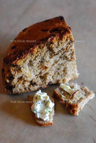 手作りパンの写真素材 [FYI00203477]