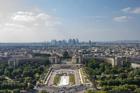 パリの風景の写真素材 [FYI00203715]