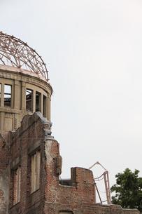 原爆ドームの写真素材 [FYI00203789]